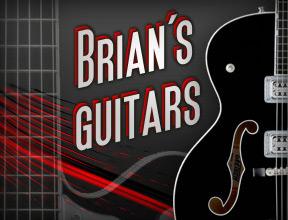 Brian's Guitars