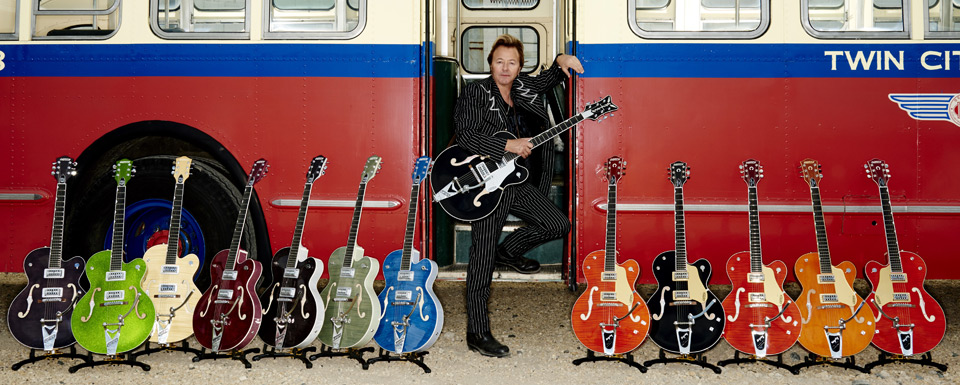 videos brian setzer. Black Bedroom Furniture Sets. Home Design Ideas