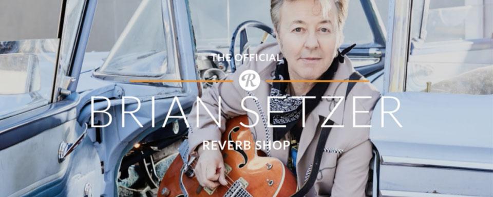 Brian Setzer Reverb Shop